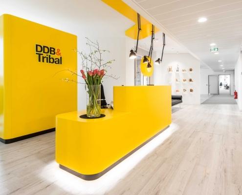 DDB Tribal Eingangsbereich