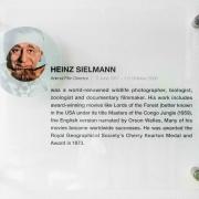 Heinz Sielmann Kreativraum Schild