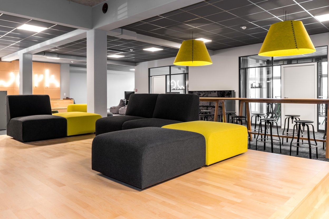 Comdirect Work-Cafe Lampen Shade von Buzzi Space