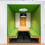 iRobot Germany Meetingpoint Box als Sonderanfertigung