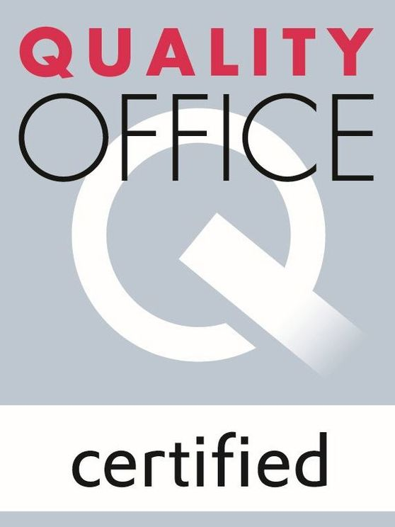 Quality Office Certified Logo KL