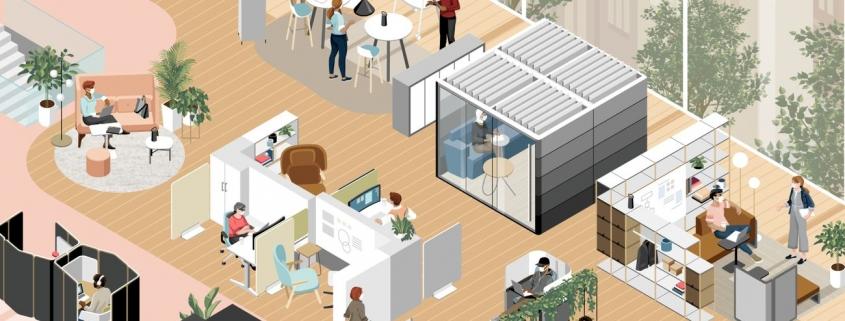 Online-Event: Work better - das Büro von morgen