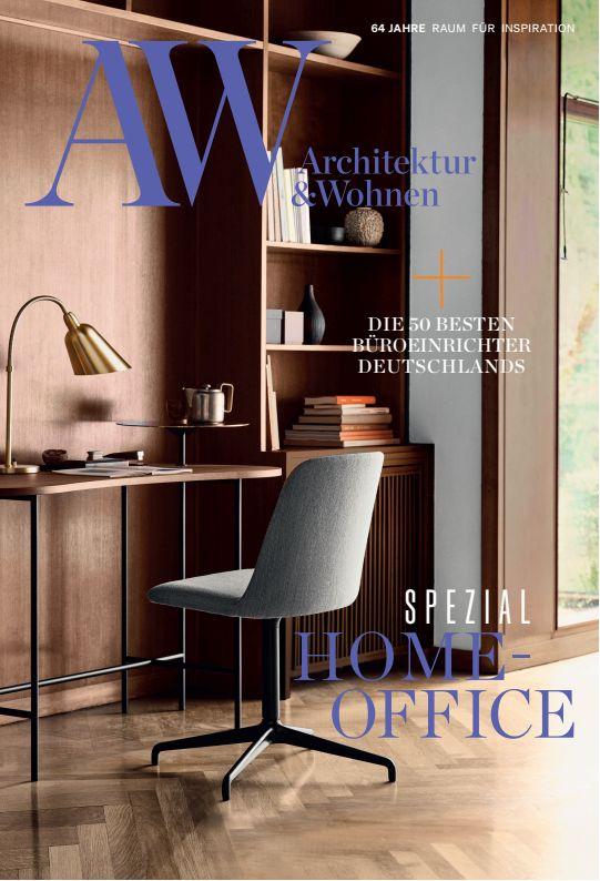 Titelseite Architektur & Wohnen - Spezial Die 50 besten Büroeinrichter Deutschlands