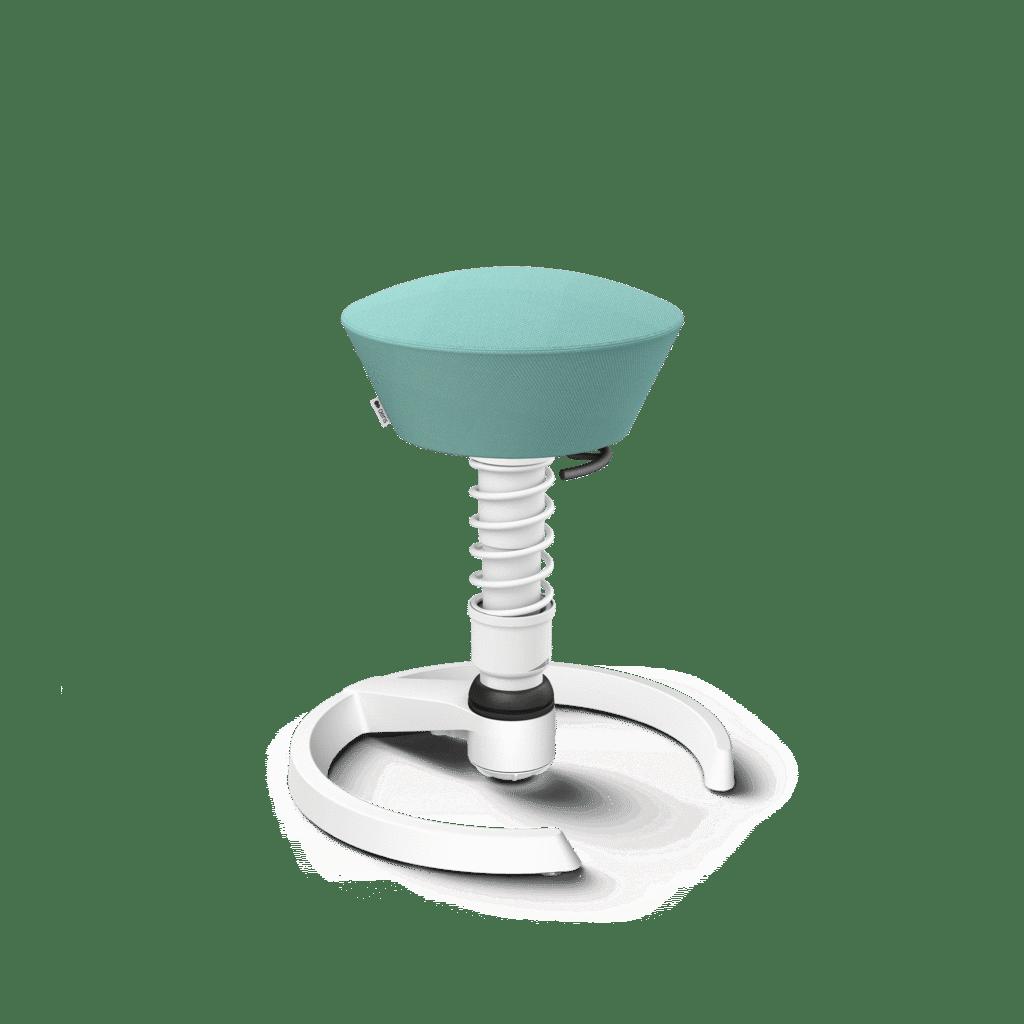 Aeris Swopper in den Farben Weiß - Pastel-turquoise